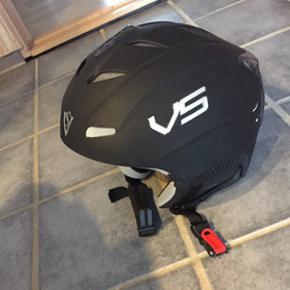 Ski hjelm Ikke brugt, så god som ny  Størrelse S
