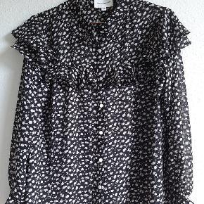 Vintage Dressing bluse