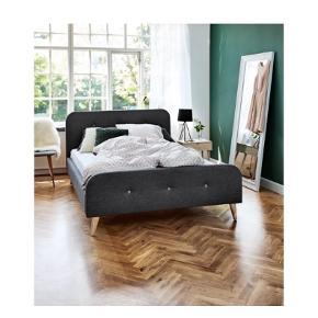 Sælger min fine seng pga flytning. Den er i meget fin stand og både madras og lameller medfølger. Kom med et bud :-)