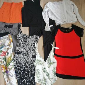 Zara anden kjole & nederdel
