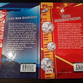4 x pigebøger, High School Musical, sælges samlet