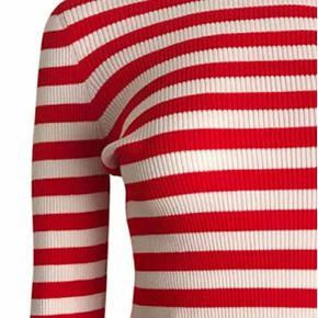 Neo noir Nelle stripe blouse str.L