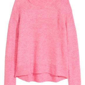 Super fin sweater i flot lyserød farve 🌸