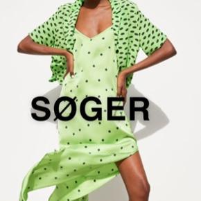 Søger denne kjole fra Zara, skriv hvis du har en du er interesseret i at sælge:)