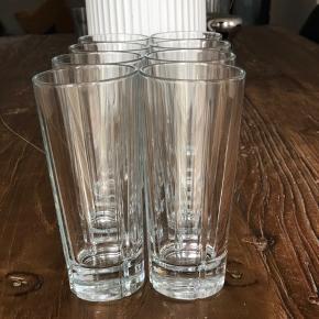 Grand Cru long drink glas - 8 stk. Ingen glaspest eller skår.