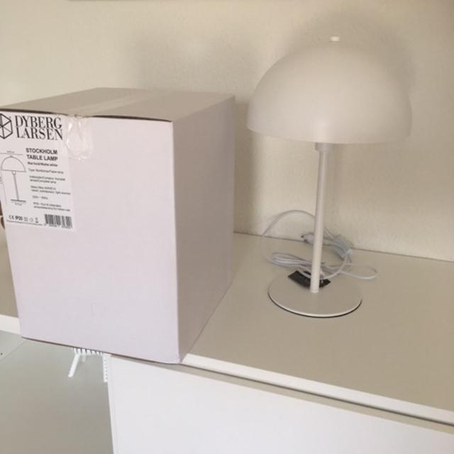 Lamper Stockholm bordlampe BoConcept