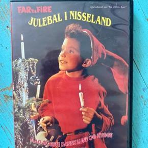 Far til fire dvd Julebal i nisseland  - fast pris -køb 4 annoncer og den billigste er gratis - kan afhentes på Mimersgade 111 - sender gerne hvis du betaler Porto - mødes ikke andre steder - bytter ikke