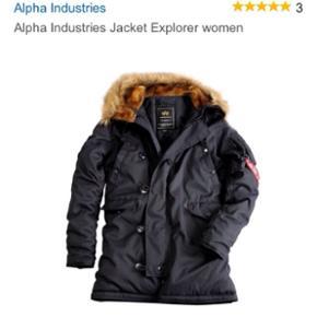Alpha industries jacke für damen Grösse XS 34 wenig getragen rauch- und tierfreier Haushalt