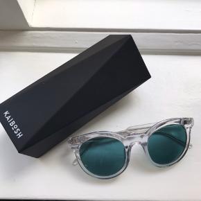 Helt ubrugte Kaibosh solbriller.