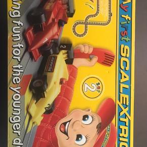 Racerbane til de mindre børn. 3+