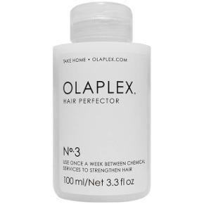 Helt ny uåbney Olaplex Hair Perfector NO.3 - 100 ml Olaplex Hair Perfector NO.3 er en rigtig god fugtgivende og genopbyggende behandling til et skadet hår.