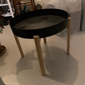 "Ikea sofabord samarbejde med HAY ""ypperlig""   50 cm i diameter"