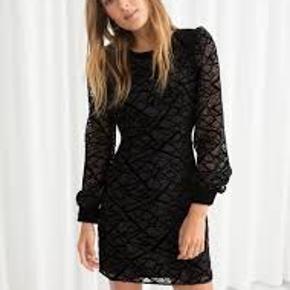 Super fin kjole til jul og nytår