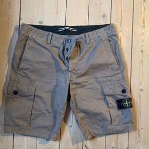 Stone Island Gargo Shorts Størrelse W36 - Fitter W34 Condition: 9/10