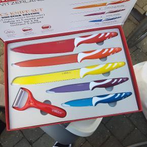 Aldrig brugt knivsæt