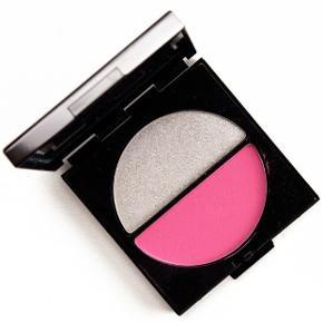 HELT NY. Eye Shadow Duo i sølv/pink.   (+ porto ved forsendelse)