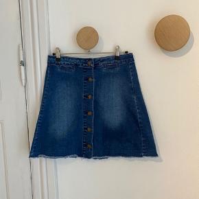 Super fin nederdel købt i Barcelona.