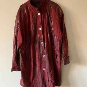 Vintage love pels- & skindjakke