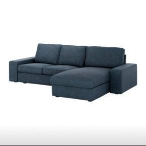 Kivik sofa fra Ikea som ny.