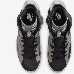 Nike Air Jordan 6 tech Chrome. Str 39. Brugt 2 gange og er som nye. Screenshot af kvitt fra Nike snkrs kan e-mailes. Normale i str. Bytter ikke.