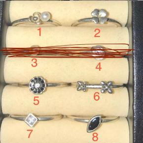 💵 35 kr pr. Stk (ekskl. Fragt) 📯 Kan også sendes med PostNord for 19,- 📏 Str. M/55-56 🏷 Spinning jewelry