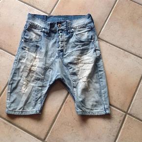 Knickers shorts Farve: Denim