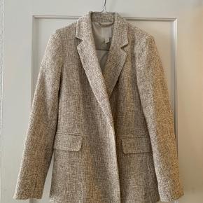 Flot tweed blazer