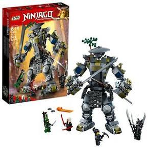 LEGO Ninjago Oni-Titan. Samlet en gang og har bare ligget samlet i kassen siden. BYD.
