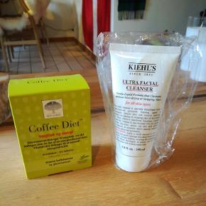 Coffee Diet kosttilskud: Grønne kaffebønner og glucomannan bidrager til vægttab og energi. 120 tabletter. Bedst før juni 2020. 70 kr (nypris=180 kr i Matas) Ultra facial cleanser fra Kiehl's 150 ml. Til alle hudtyper. 80 kr (nypris=120 kr)