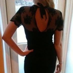 Super fin vintage blonde kjole