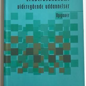 Erhvervsøkonomi - Videregående Uddannelser - Opgaver, Jørgen Waarst & Knud Erik Bang.   Sælger også bogen der hører med.   Der er hverken lavet overstregninger eller noter.   Kan hentes i København eller Roskilde.