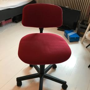 Brugt kontor stol. Fin stand. Ingen skader.