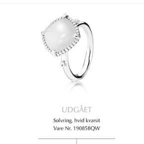 Pandora sølv ring