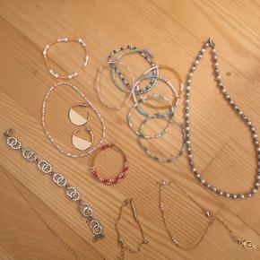 Forskellige smykker - BYD!
