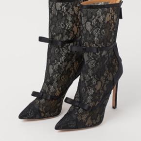 Gimabattista Valli x H&M boots