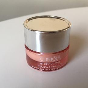 5 ml. CLINIQUE all about eyes (reduces circles and puffs)