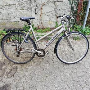 Sælger den centurion cykel 9-10 år gammel. Trænger til kærlighed og sælges som beset