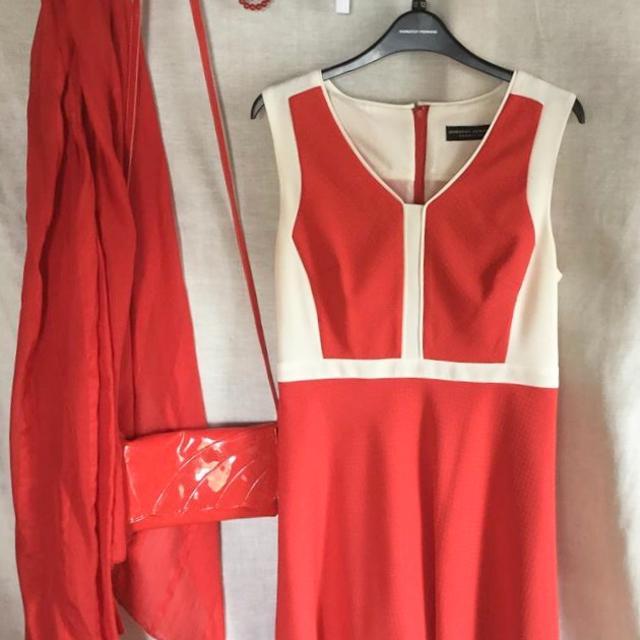 Røde Dorothy Perkins Nederdele   Damer   Køb din nye
