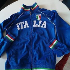 Fin retro italiener sportsjakke str 158-165 cm Str. M Kan hentes i århus midtby