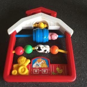 Brand: Fischer Price Varetype: Legetøj Størrelse: A Farve: Multi  Rigtig gode aktivitets legetøj til den mindste Fra ikke dyr og røgfri hjem.