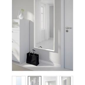 Sælger mit spejl fra IKEA, da jeg desværre ikke har plads til det i min nye lejlighed. Np: 379. Har ingen brugsspor. Byd gerne.
