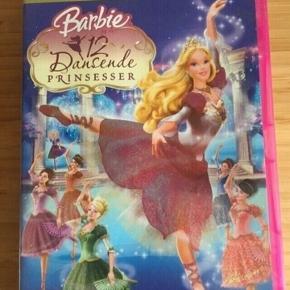 Barbie 12 dansende prinsesser dvd -fast pris -køb 4 annoncer og den billigste er gratis - kan afhentes på Mimersgade 111 - sender gerne hvis du betaler Porto - mødes ikke andre steder  - bytter ikke