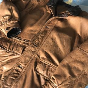 Savannah skind- & læderjakke