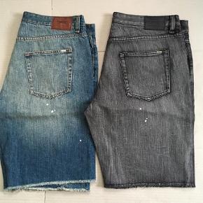 Obey Denim Shorts.     Mængderabat gives. Ellers er prisen inkl fragt, TS gebyr - og er rocksteady fast og fair :-)  Shorts Farve: Denim Oprindelig købspris: 700 kr.