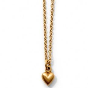 Miss Nelson Gold  Halskæde i silkemat 14 karat guld