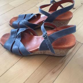 Portugisiske sko, mærket er Flex & Go.