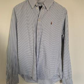 Custom fit skjorte, fra polo Ralph lauren. Str M