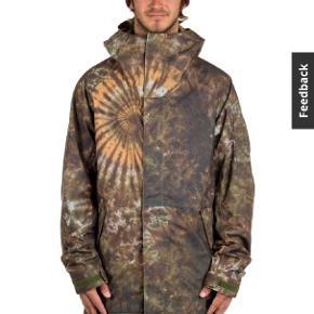 Super fed snowboard jakke fra burton. Beskrivelse i billeder.  Stor i størrelsen.
