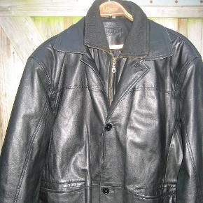 Burton Menswear London Skind- & læderjakke