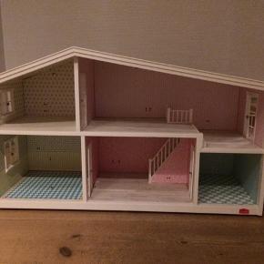 Lundby dukkehus - ikke brugt ret meget